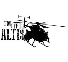 Arma 3 - I'm off to Altis by craneone