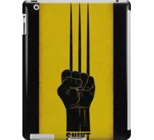 SNIKT! iPad Case/Skin