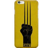 SNIKT! iPhone Case/Skin