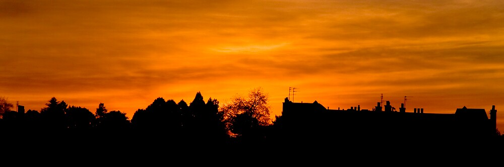 3.45pm Edinburgh by Chris Clark