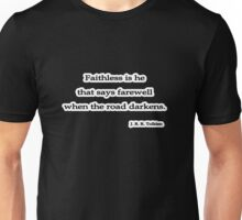 Faithless is he, J. R. R. Tolkien Unisex T-Shirt