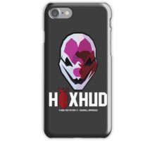 Hoxton Reborn v2 - Payday low poly  iPhone Case/Skin