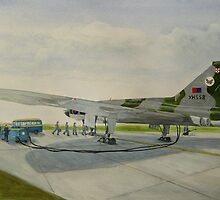 Vulcan QRA by Woodie