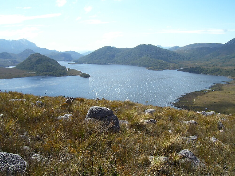 Lake Plimsoll, west coast of Tasmania, again by gaylene