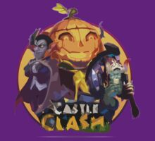 Castle Clash - The Triad by nytelock