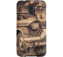 The old Cadillac  Samsung Galaxy Case/Skin