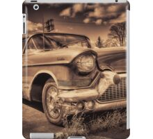 The old Cadillac  iPad Case/Skin