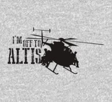 Arma 3 - I'm off to Altis Baby Tee