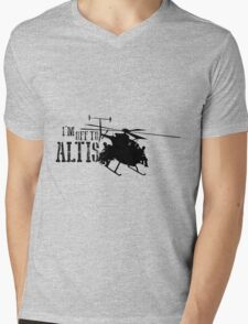 Arma 3 - I'm off to Altis Mens V-Neck T-Shirt