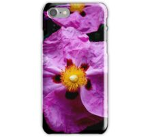 Paper Pink iPhone Case/Skin