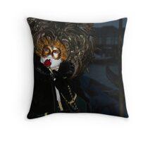 night romance Throw Pillow