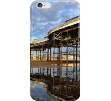 Central Pier Reflections iPhone Case/Skin