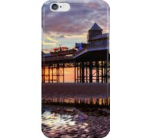 Sunset Central Pier iPhone Case/Skin