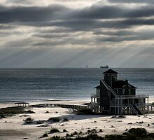 The Beach House by Jonicool