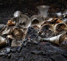 Forgotten Glass by hanspeters