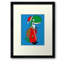 RÖH - Santa Framed Print