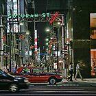 Tokyo  - Suzuran Street by sparrowhawk
