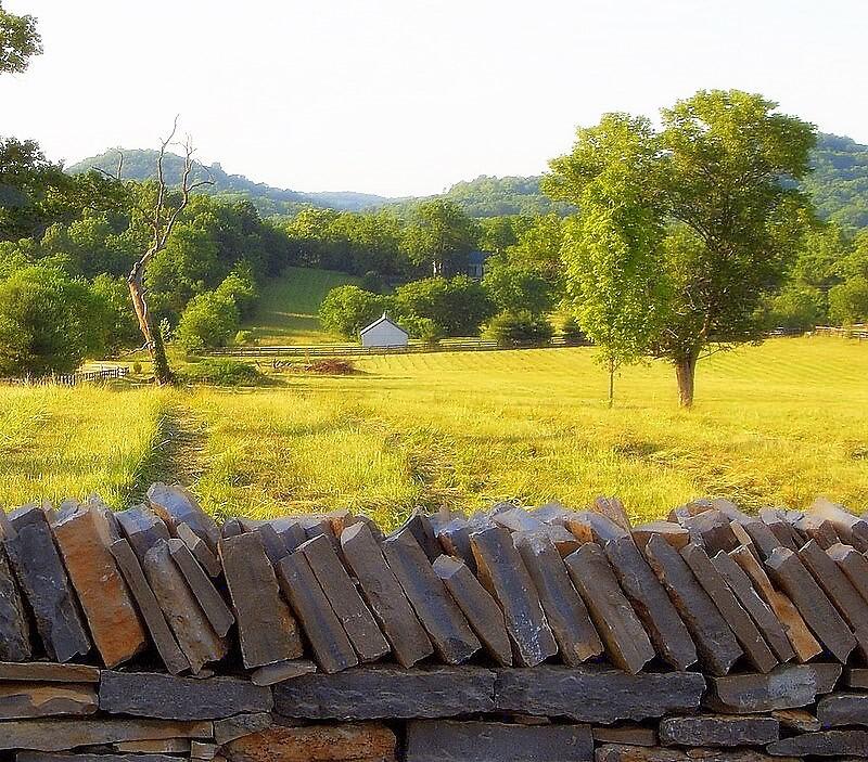 Tennessee Countryside by garain