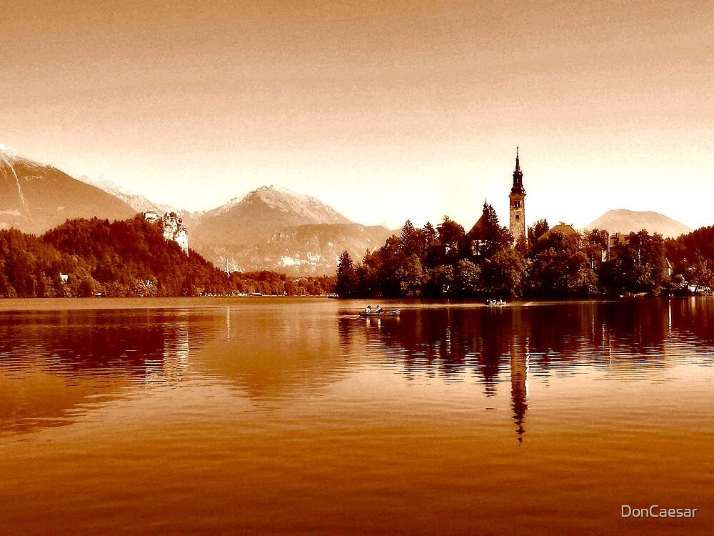 Bled Jezero by DonCaesar