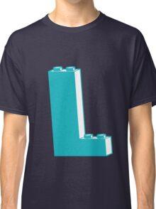THE LETTER L Classic T-Shirt