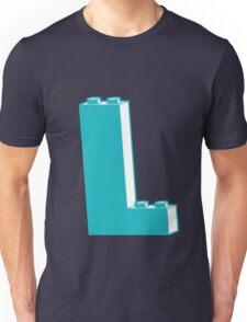 THE LETTER L Unisex T-Shirt