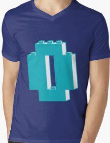 THE LETTER O Mens V-Neck T-Shirt