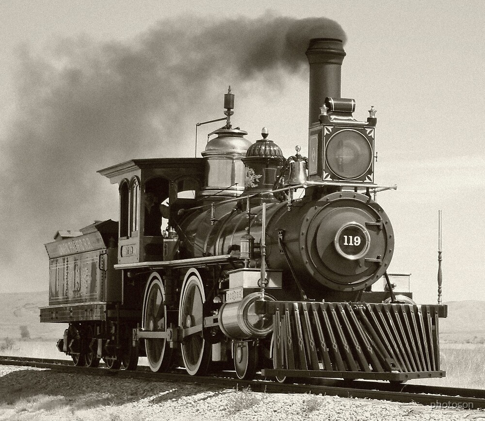 Antique Engine 119 by photoson