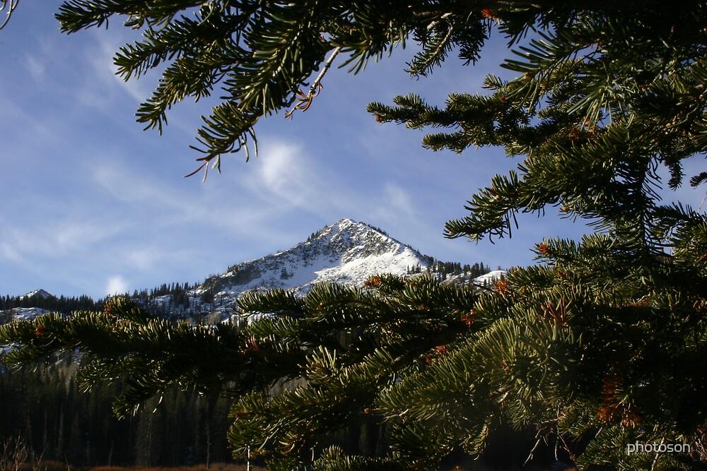 Silver Lake Mountain by photoson