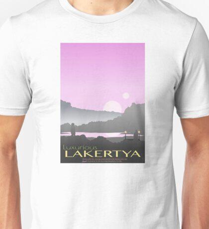 Visit Lakertya Unisex T-Shirt