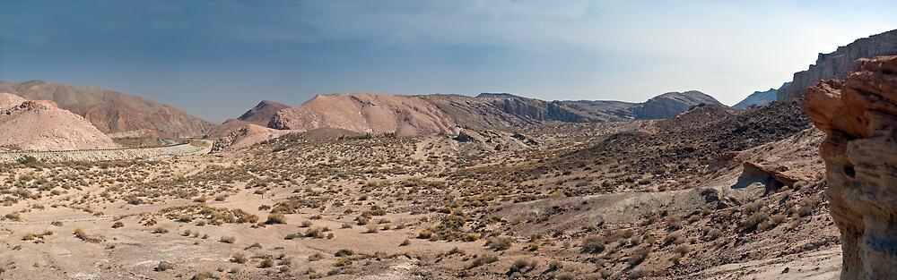 California Desert I by shadow2