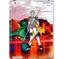 Female Warrior from New Earth - all products iPad Case/Skin