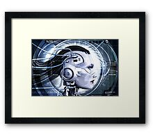 INTERFACE V.2 Framed Print