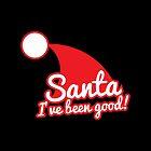 NEW Santa I've been good! by jazzydevil