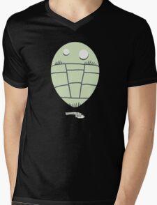 Trilobite Boy Fan Mens V-Neck T-Shirt