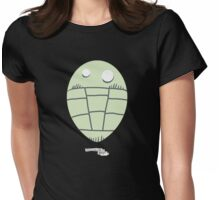 Trilobite Boy Fan Womens Fitted T-Shirt