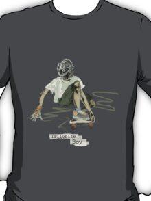 Trilobite Boy sk8 T-Shirt