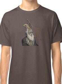 Darwin Took Steps by Glendon Mellow Classic T-Shirt