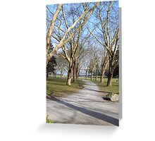 Wherever you wish to go Greeting Card