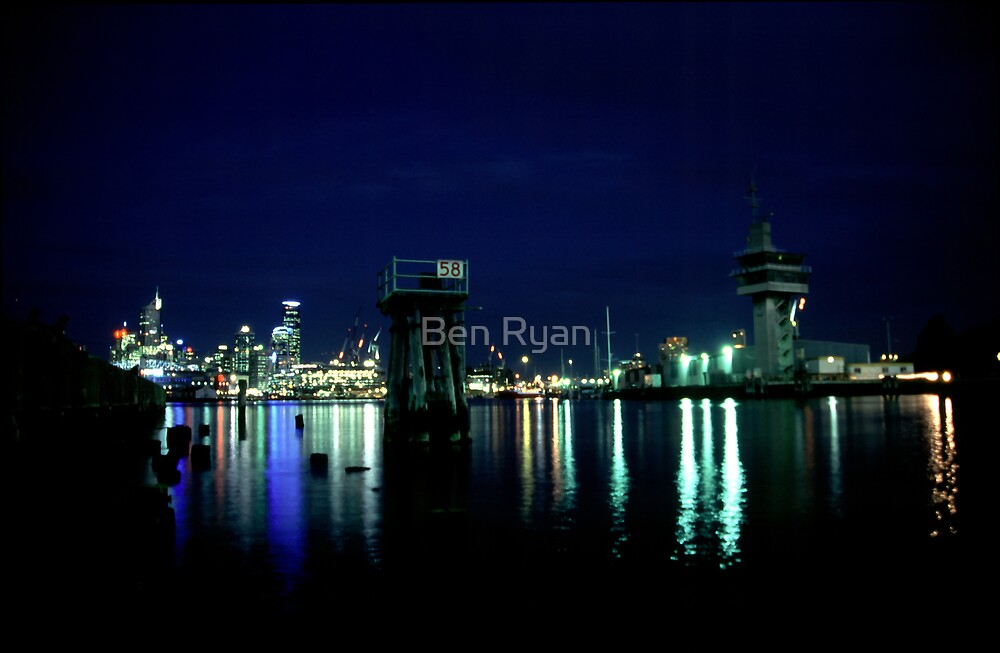 Pier 58 by Ben Ryan