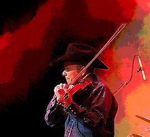 Red Hot Smokin' Fiddleman by © CK Caldwell IPA