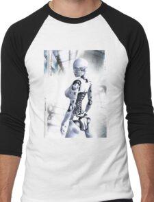 Natsume Proxy Men's Baseball ¾ T-Shirt