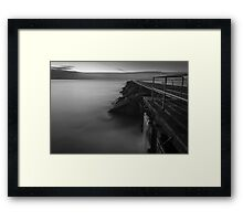 West Kirby long exposure Framed Print