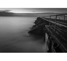 West Kirby long exposure Photographic Print