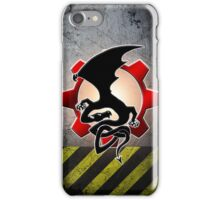 Steampunk Dragon Phonecase iPhone Case/Skin