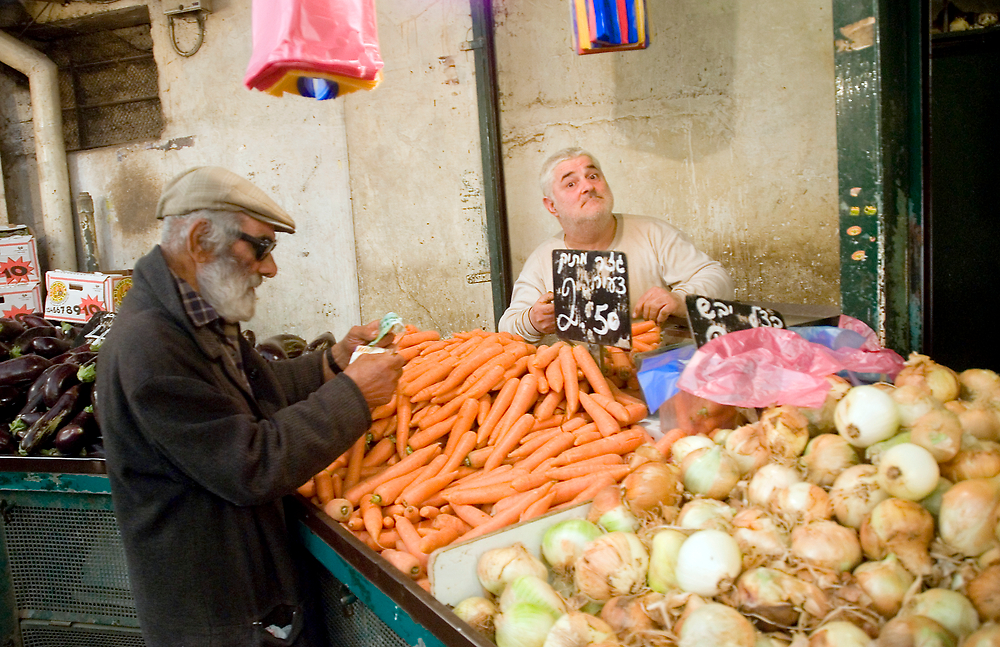 The Exchange by Eyal Nahmias