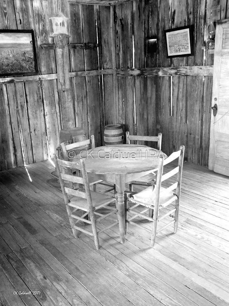 Judge Roy Bean's Place by © CK Caldwell IPA