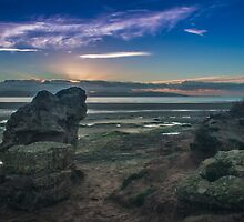 West Kirby Sunset by Paul Madden