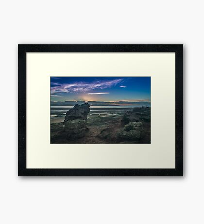 West Kirby Sunset Framed Print