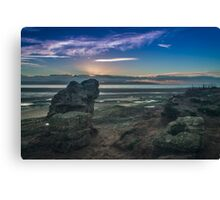 West Kirby Sunset Canvas Print