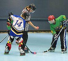 Matt by Lilydale Rats Inline Hockey Club